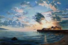 Knightstone Sunset